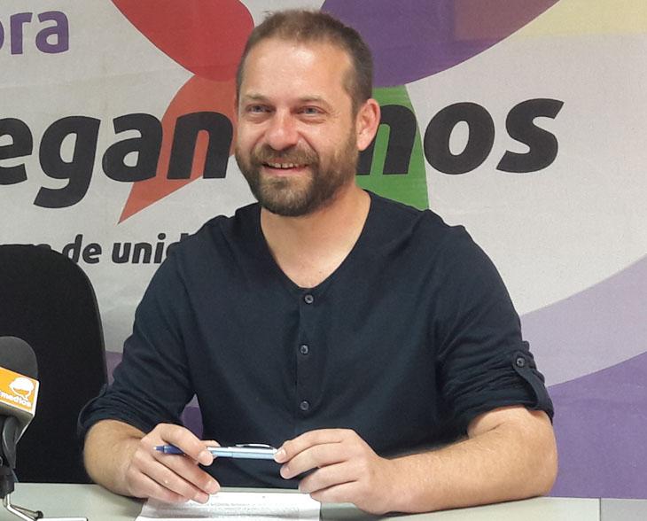Fran Muñoz presenta su candidatura para encabezar la lista de ...